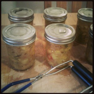 Canned Chutney